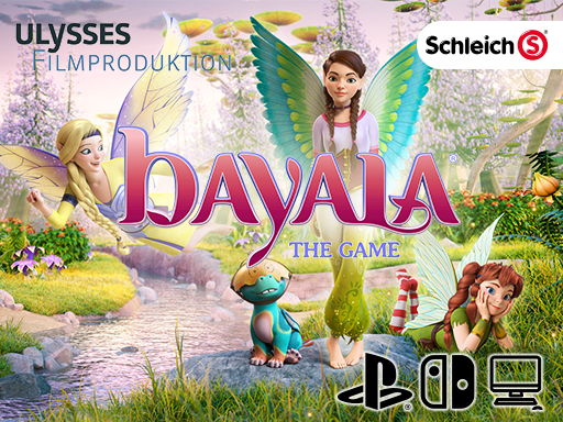 Promo Screenshot bayala - The Game Eurovideo Medien GmbH/Wild River Games