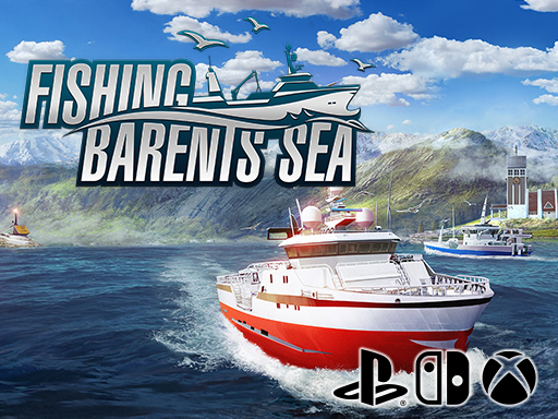Promo Screenshot Fishing: Barents Sea Misc Games/Astragon Entertainment